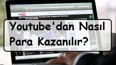 Photo of Youtube İle Para Kazanmak